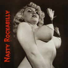 NASTY ROCKABILLY 10-CD BOX CD