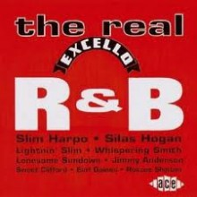 REAL EXCELLO R&B CD