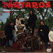 "TARTAROS ""The First Portuguese Surf-Garage Group"" LP"