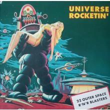 UNIVERSE ROCKETIN' LP