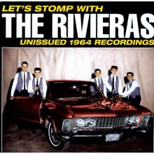 "RIVIERAS ""LET'S STOMP WITH..."" LP"