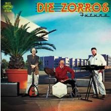 "ZORROS ""FUTURE"" LP plus CD"