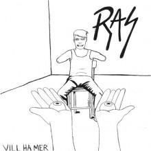 """RAS """"VILL HA MER/ETT FOLK, ETT RAS"""" 7"""""""