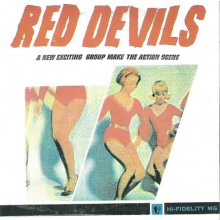 "RED DEVILS ""QUEEN BEE/BUTTON NOSE"" 7"""