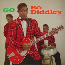 """BO DIDDLEY """"GO BO DIDDLEY"""" LP"""