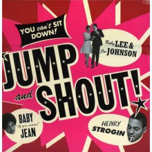 JUMP AND SHOUT! cd