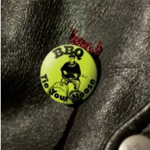 "BBQ ""TIE YOUR NOOSE"" CD"