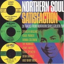 NORTHERN SOUL SATISFACTION CD