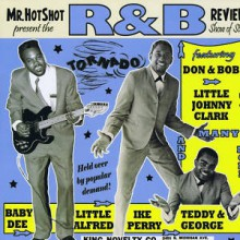 MR HOT SHOT PRESENT THE R&B REVIEW VOL. 3 10""