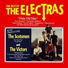 "ELECTRAS ""BEST OF THE ELECTRAS / SCOTSMEN / VICTORS"" LP"