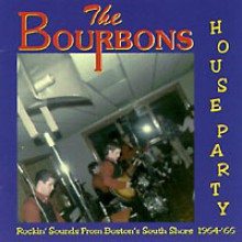 "BOURBONS ""HOUSE PARTY"" CD"