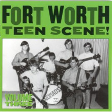 FORT WORTH TEEN SCENE Volume 3 LP
