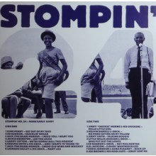 STOMPIN VOLUME 24 LP