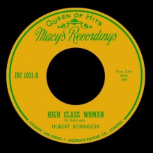 "ROBINSON HUBERT ""HIGH CLASS WOMAN"" 7"""