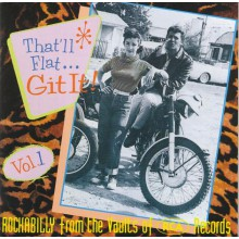 THAT'LL FLAT GIT IT VOLUME ONE (RCA recordings) CD