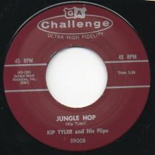 "KIP TYLER ""JUNGLE HOP / OOH YEAH BABY"" 7"""