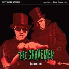 "GRAVEMEN ""HAUNTED/ALL BLACK AND HAIRY"" 7"""