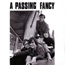 "A PASSING FANCY ""I'm Losing Tonight / A Passing Fancy"" 7"""