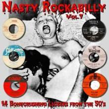 NASTY ROCKABILLY Volume 7 LP