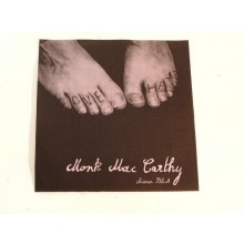 "MONK MC CARTHY ""MINOR BLACK"" 7"""