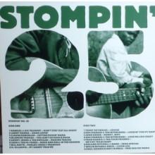 STOMPIN VOLUME 25 LP