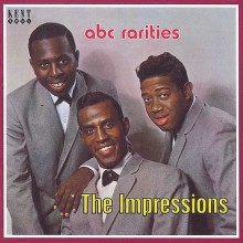 "IMPRESSIONS ""ABC RARITIES"" CD"