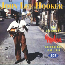 "JOHN LEE HOOKER ""LEGENDARY MODERN RECORDINGS"" CD"