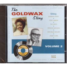 GOLDWAX STORY VOLUME 2 CD