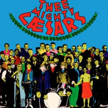 "MIGHTY CAESARS ""JOHN LENNON'S CORPSE REVISITED"" LP"