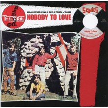 "TEENAGE SHUTDOWN ""NOBODY TO LOVE"" cd"