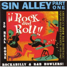 SIN ALLEY Part 1 CD