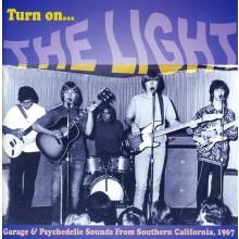 """LIGHT """"TURN ON THE LIGHT"""" CD"""