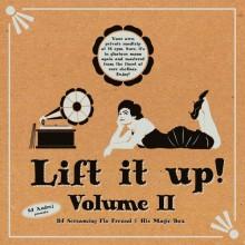 LIFT IT UP VOLUME 2 LP