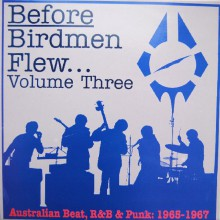 BEFORE BIRDMEN FLEW VOLUME 3 LP