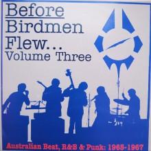 BEFORE BIRDMEN FLEW VOLUME 3 LP