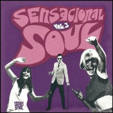 SENSACIONAL SOUL VOLUME 3 Double LP