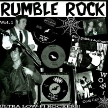 RUMBLE ROCK VOLUME 1 LP