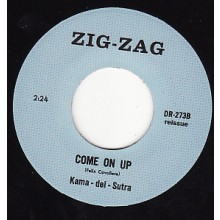 "KAMA-DEL-SUTRA ""SHE TAUGHT ME LOVE/Come On Up"" 7"""