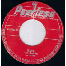 "LOS BOPPERS / LA LUPE ""ALI BABA/ FEVER"""