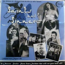 SAINTS AND SINNERS Volume 3 LP