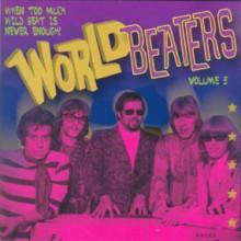 WORLDBEATERS VOL 5 cd