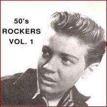 50's ROCKERS VOL 1 CD
