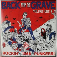 BACK FROM THE GRAVE Volume 1 LP