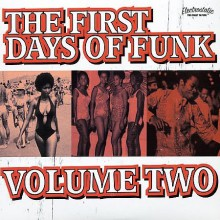FIRST DAYS OF FUNK VOL 2 CD
