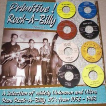 PRIMITIVE! ROCK-A-BILLY VOLUME 1 LP