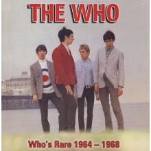 "WHO ""WHO'S RARE 1964-1968"" LP"