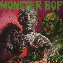 MONSTER BOP cd (Buffalo Bop)