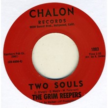 "GRIM REEPERS ""TWO SOULS / JOANNE"" 7"""