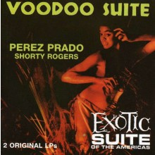 "PEREZ PRADO & SHORTY ROGERS ""VOODOO SUITE"" cd"