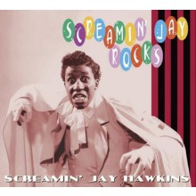 "SCREAMIN' JAY HAWKINS ""SCREAMING JAY ROCKS"" CD"